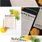 Fun Printable Bridal Shower Advice Cards   Free Download ?   Free Printable Bridal Shower Advice Cards