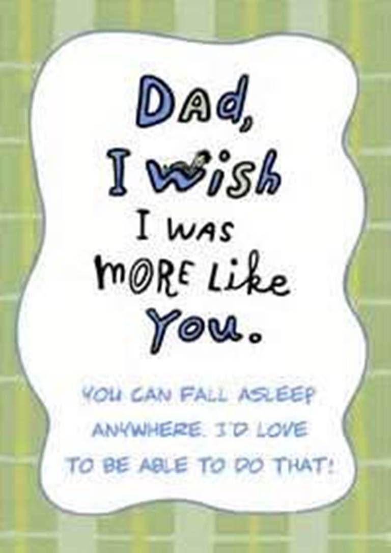 Funny Birthday Card Message – Gangcraft | Diy | Dad Birthday - Free Printable Funny Birthday Cards For Dad