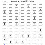Futoshiki For Free Printable Futoshiki Puzzles | Free Printable   Free Printable Futoshiki Puzzles