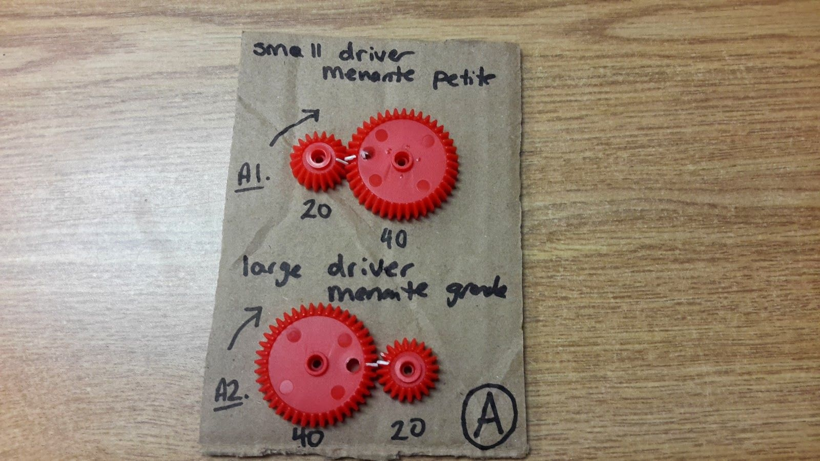 Gear And Pulley Lab With Free Printable Worksheet In English And - Free Printable Gears