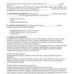 General Service Contractemm19002   General Contract For Services   Free Printable Service Contract Forms