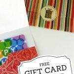Gift Card Holder Templates | Christmas | Printable Gift Cards   Free Printable Christmas Money Holders