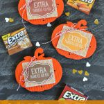 Give Extra, Get Extra   Gift Idea + Free Printable | Employee   Free Printable Pumpkin Gift Tags