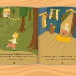 Goldilocks And The Three Bears Story | Story | Education   Free Printable Goldilocks And The Three Bears Story