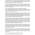 Goldilocks And The Three Bears (Unathorized Version)) Worksheet   Free Printable Goldilocks And The Three Bears Story