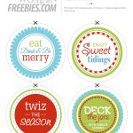Halloween Jar Circular Label | Free Printable Candy Jar Labels   Free Printable Mason Jar Labels Template