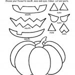 Halloween   Make Your Own Pumpkin Worksheet   Free Esl Printable   Make Your Own Worksheets Free Printable