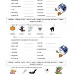 Halloween Word Scramble Worksheet   Free Esl Printable Worksheets   Free Printable Word Scramble Worksheets
