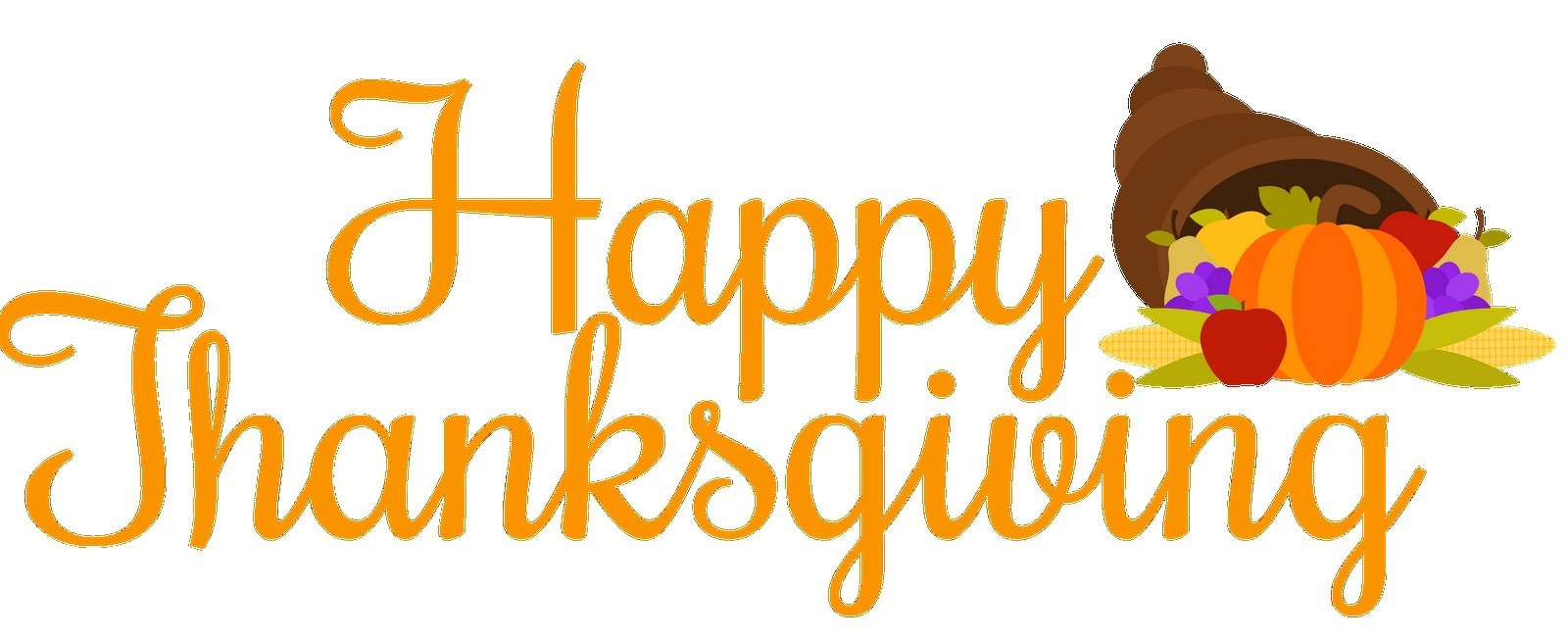 Happy Thanksgiving 2018^ Quotes, Messages, Meme, Images & Pictures - Free Printable Happy Thanksgiving Banner