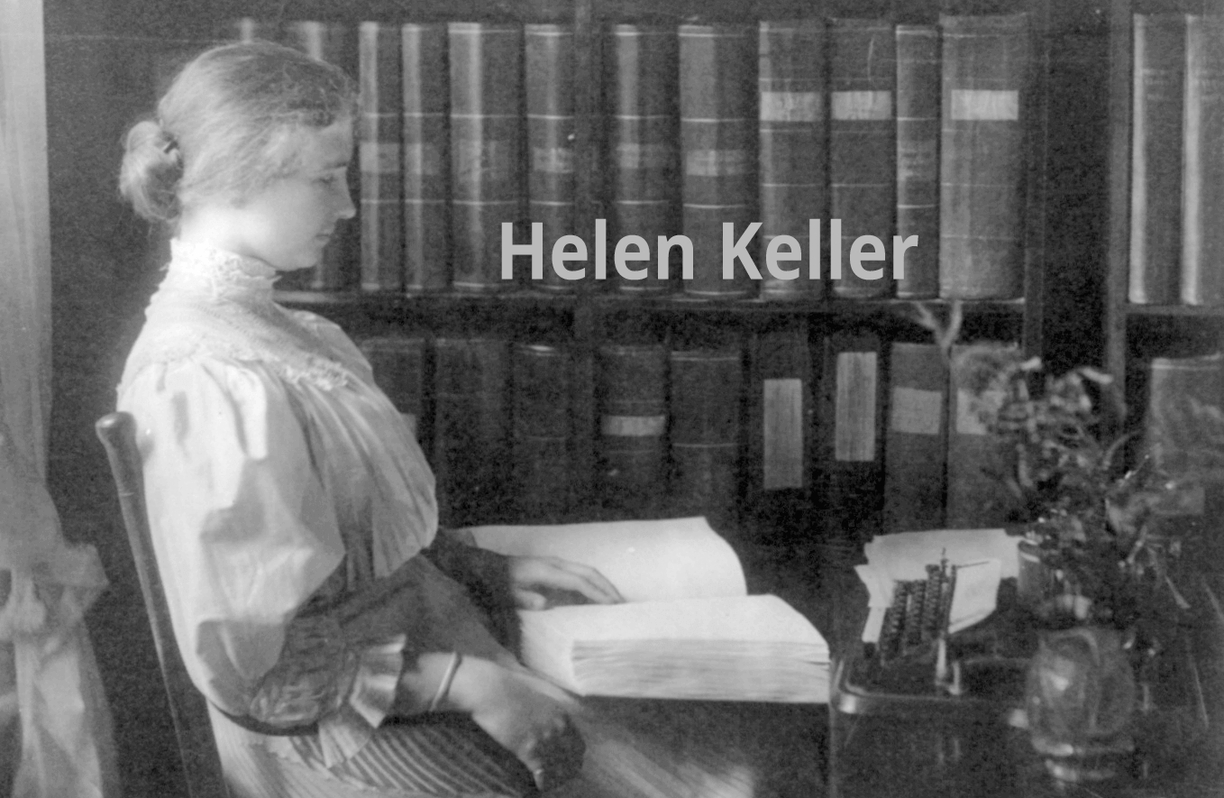 Helen Keller » Resources » Surfnetkids - Free Printable Pictures Of Helen Keller