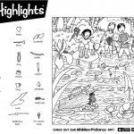 Hidden Pictures 2019   Tipss Und Vorlagen   Free Printable Hidden Pictures