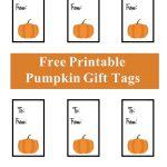 Homemade Pumpkin Butter   A Cup Full Of Sass   Free Printable Pumpkin Gift Tags