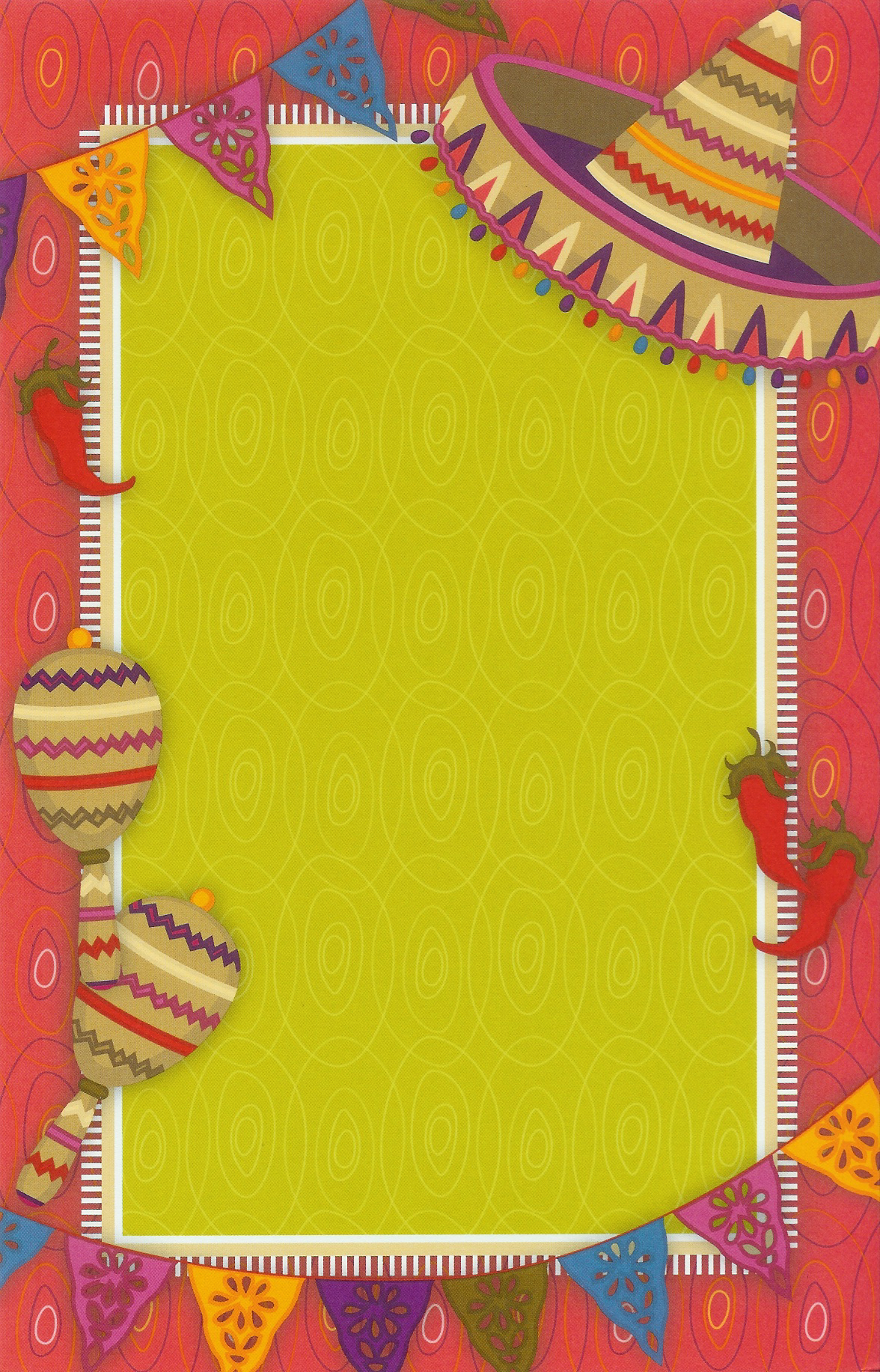 Hot Fiesta Invitation Cards And Free Printable Fiesta Party - Free Printable Fiesta Invitations