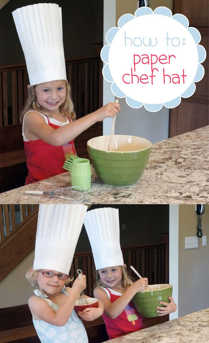 Free Printable Chef Hat Pattern