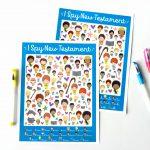 I Spy New Testament Printable Game   Teepee Girl   Free Printable Bible Games For Kids