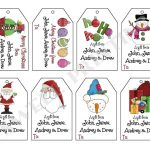 Image Result For Christmas Gift Tags Free Printable | Diy Christmas   Free Printable Gift Tags Personalized