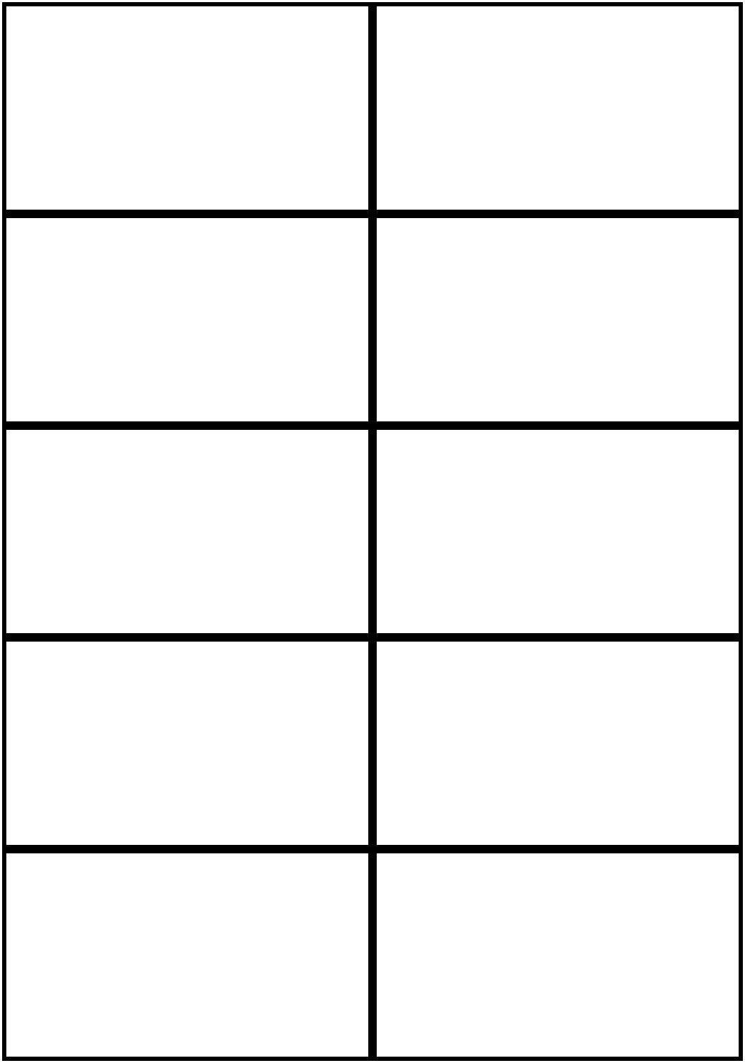 Image Result For Flashcards Template Word | Worksheets | Free - Free Printable Flash Card Maker Online