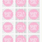 Inspirational Elephant Baby Shower Templates | Www.pantry Magic   Free Printable Baby Shower Favor Tags Template