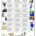 Job Riddles (1)   Easy Worksheet   Free Esl Printable Worksheets   Free Printable Riddles