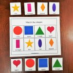 Keywords: Matching,activities,shapes,toddler,free,printable   Free Printable File Folders For Preschoolers