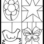 Kid's Craft, Stained Glass Free Printable | Blogger Crafts We Love   Free Printable Crafts