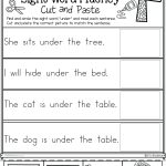 Kindergarten: Find Christmas Songs Star Starfall Narrative Writing   Free Printable Spelling Practice Worksheets