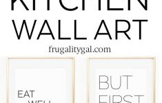 Kitchen Gallery Wall Printables | Free Printable Wall Art – Free Printable Decor