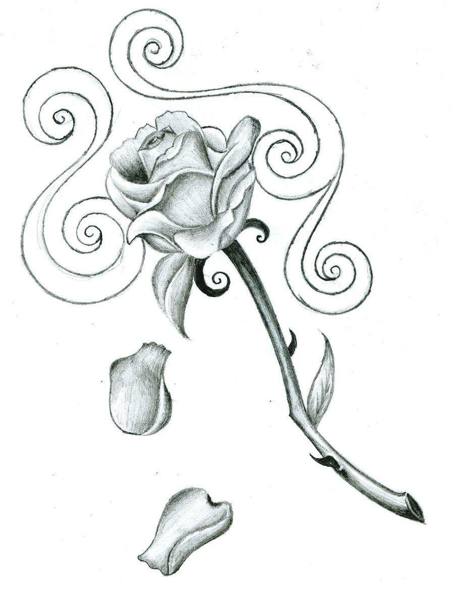 Large Free Printable Tattoo Designs | Free Download Rose Tattoo - Free Tattoo Stencils Printable