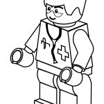 Lego Doctor Coloring Page | Free Printable Coloring Pages | Lego   Doctor Coloring Pages Free Printable