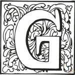 Letter G Coloring Pages | Free Coloring Pages   Free Printable Letter G Coloring Pages