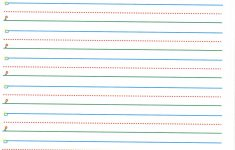 Lined Paper Writing Paper With Lines For Kindergarten Clip Art – Free Printable Lined Writing Paper