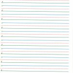 Lined Paper Writing Paper With Lines For Kindergarten Clip Art   Free Printable Writing Paper For Adults