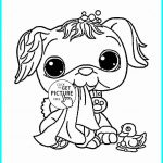 Littlest Pet Shop Coloring Pages For Kids To Print For Free In   Littlest Pet Shop Free Printable Coloring Pages