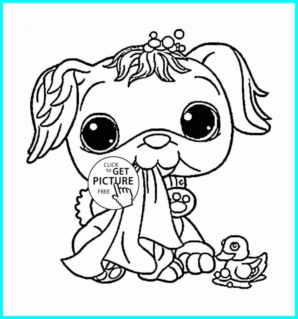 Littlest Pet Shop Coloring Pages For Kids To Print For Free In - Littlest Pet Shop Free Printable Coloring Pages
