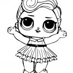 Lol Doll Luxe Coloring Page | Free Printable Coloring Pages | Lol   Free Printable Coloring Pages For Girls