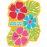 Luau Border Clipart Kid 2   Cliparting   Free Printable Luau Clipart