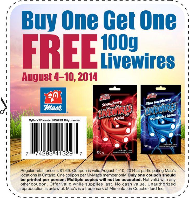 Free Printable Coupons Ontario