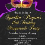 Masquerade Party Mardi Gras Invitations Printable Print At | Etsy   Free Printable Mardi Gras Invitations