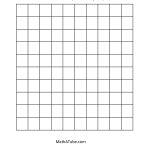 Math : Blank Hundreds Chart Blank Hundreds Chart To 50. Blank   Free Printable Hundreds Grid