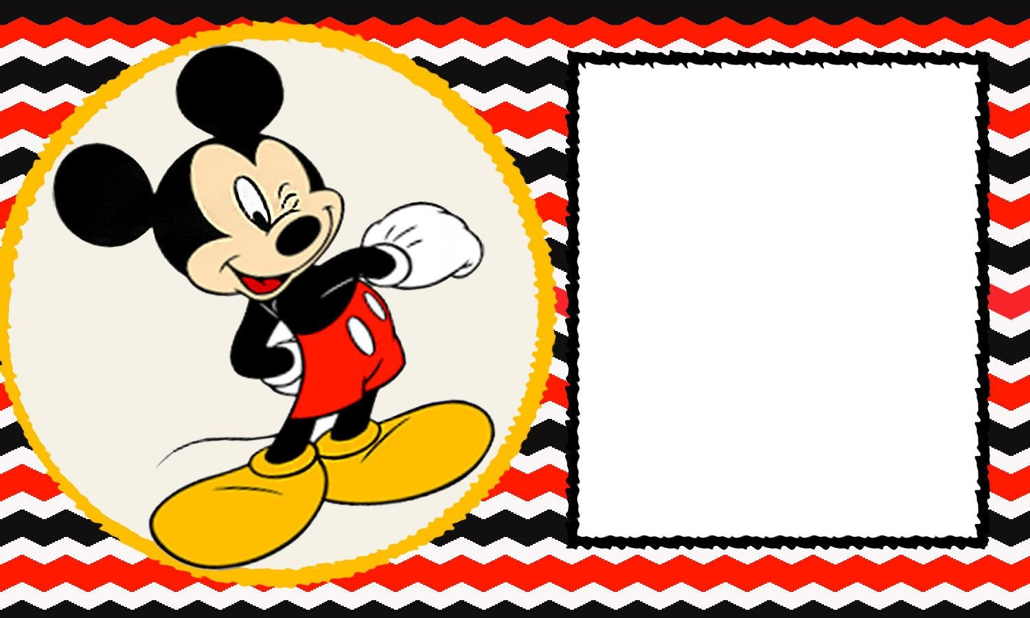 Mickey Mouse 1St Birthday | Desserts Cookies | Mickey Mouse - Free Printable Mickey Mouse 1St Birthday Invitations