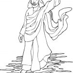 Miracles Of Jesus Coloring Page | Free Printable Coloring Pages   Free Printable Jesus Coloring Pages