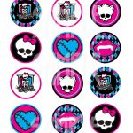 Monster High Logo Skull Monster High Logo Printable | Tattoo Ideas   Free Printable Monster High Stickers