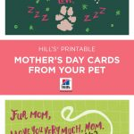 Mother's Day | Things We Love | Dog Mom, Mothers Day Cards, Dogs   Free Printable Mothers Day Cards From The Dog