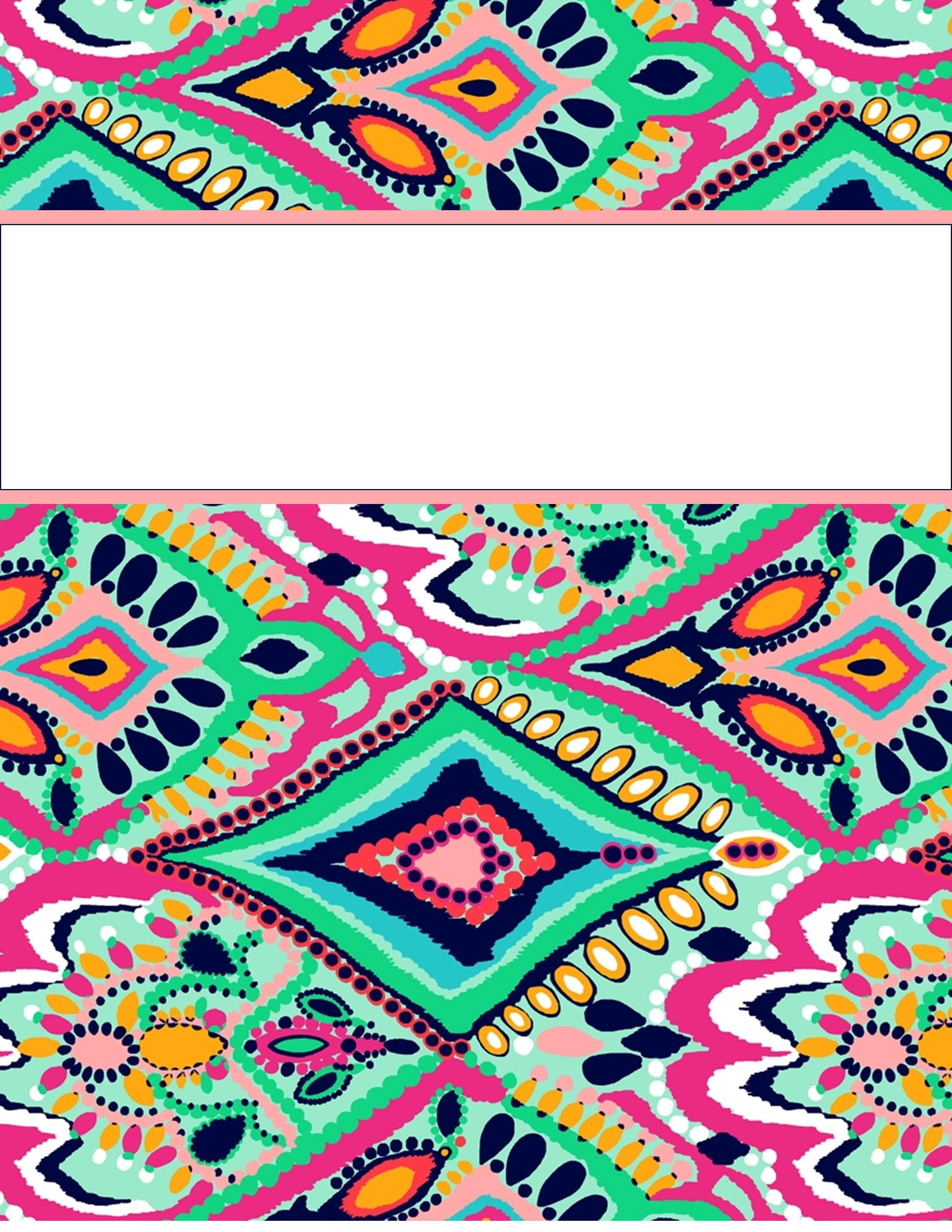 My Cute Binder Covers | Nursing School | Cute Binder Covers, Binder - Cute Free Printable Binder Covers
