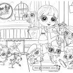My Littlest Pet Shop Coloring Pages | Free Printable Coloring Pages   Littlest Pet Shop Free Printable Coloring Pages