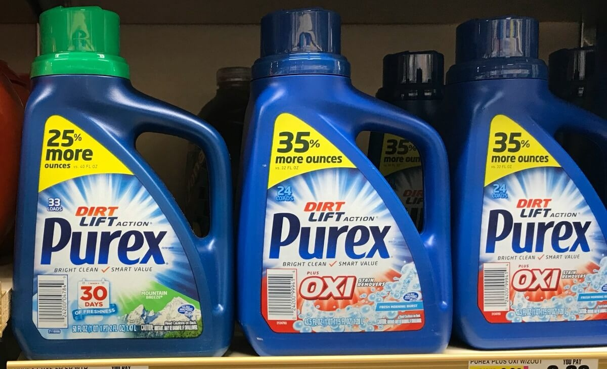 New $1/1 Purex Laudry Detergent Coupon - Free At Shoprite & More - Free Printable Purex Detergent Coupons