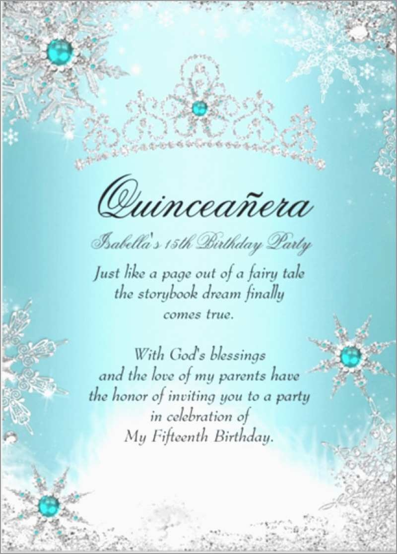 New Free Quinceanera Save The Date Templates | Best Of Template - Free Printable Quinceanera Invitations