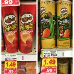 New Pringles Coupon = Snacks As Low As $0.45 With Kroger Mega Sale   Free Printable Pringles Coupons