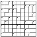 Observer Killer Sudoku | Life And Style | The Guardian   Killer Sudoku Free Printable