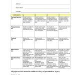 Oral+Presentation+Rubric+Elementary | Rubrics | Presentation Rubric – Free Printable Art Rubrics